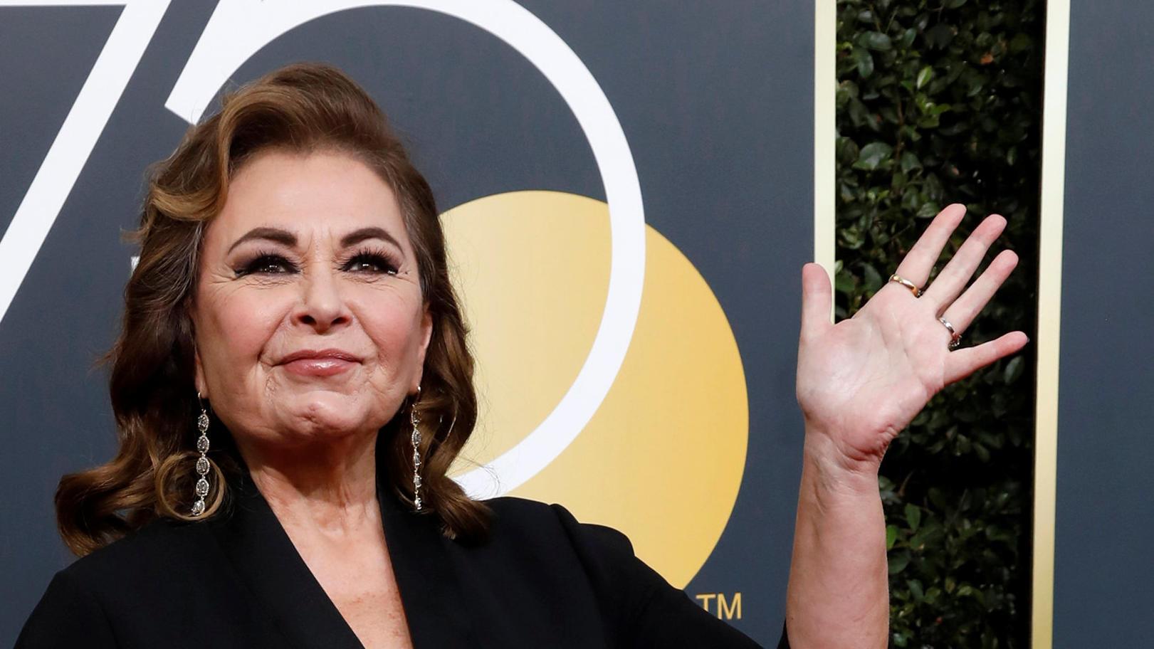 Roseanne Barr: Co-Star feuert gegen Schauspielerin
