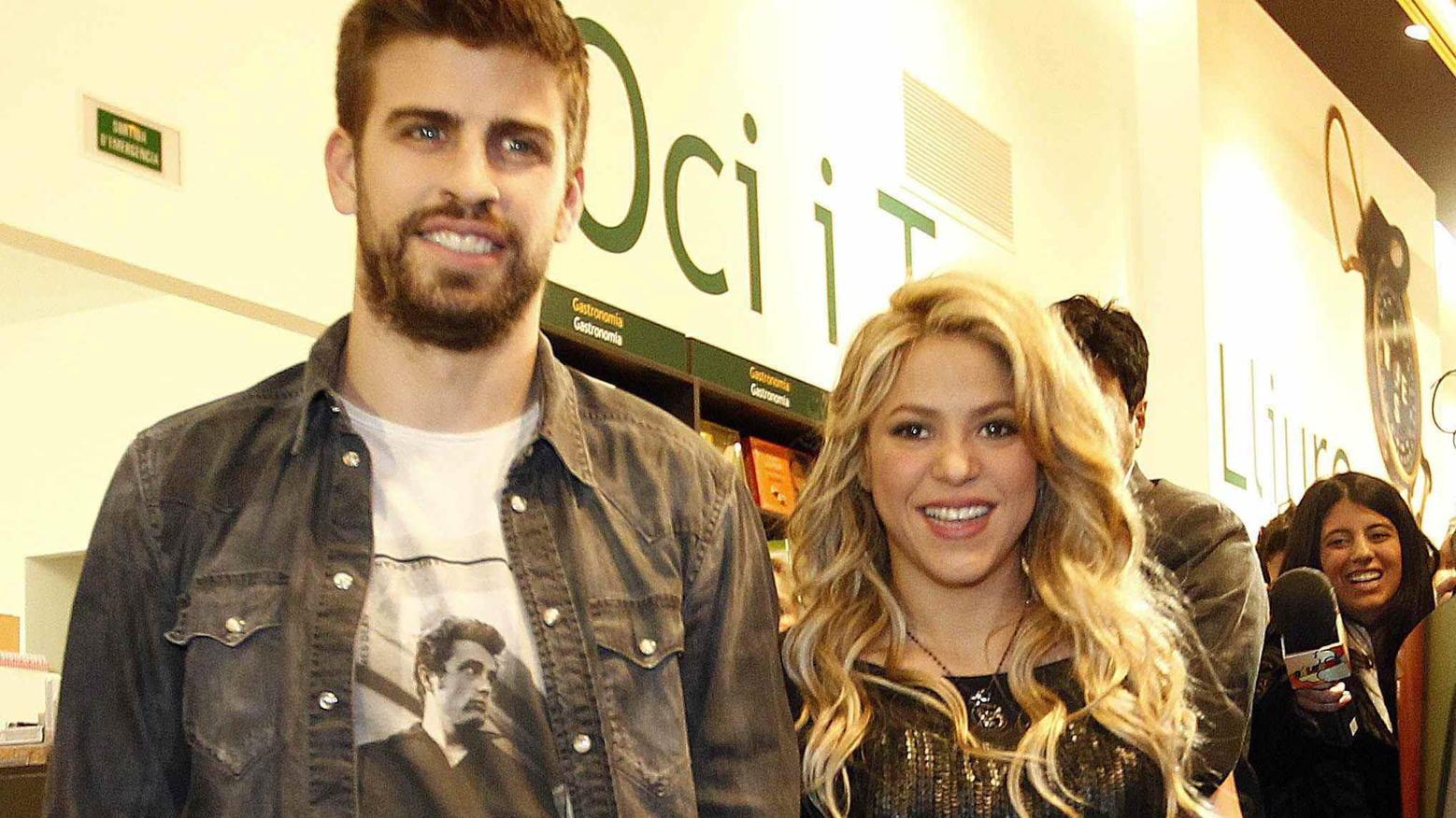 Pique und Shakira ausgeraubt - Fussball-WM 2018