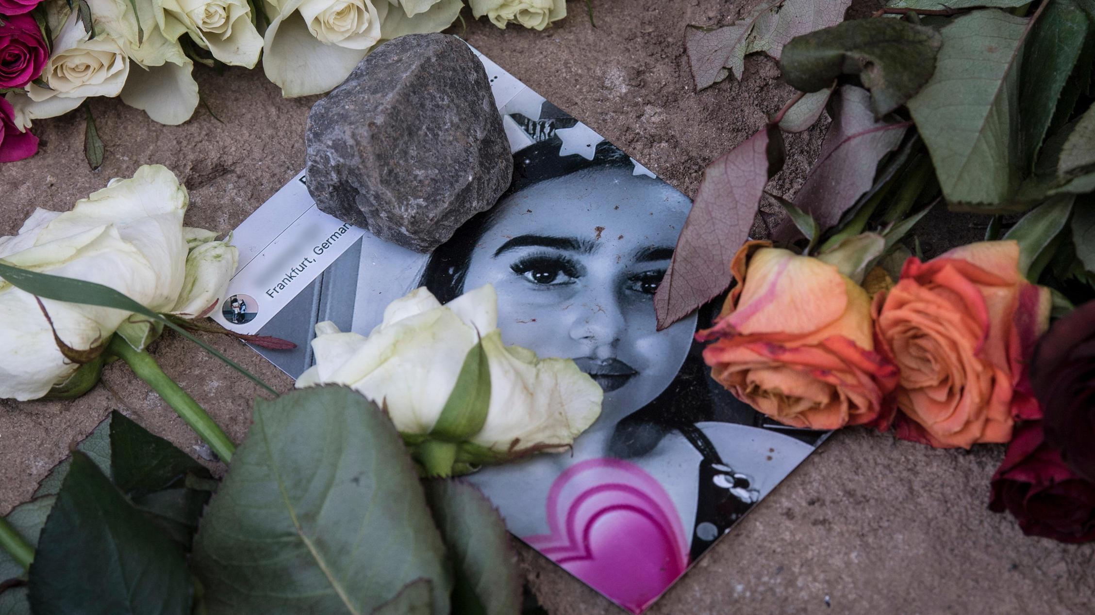 Trauer um getötete Susanna aus Mainz
