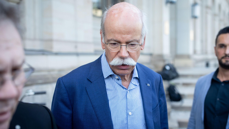 Rückruf für 774.000 Daimler-Fahrzeuge in ganz Europa