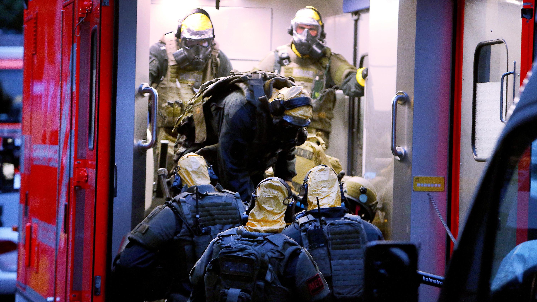 Terror-Verdacht in Köln-Chorweiler: Ermittler finden hochgiftiges Rizin, Teile fehlen