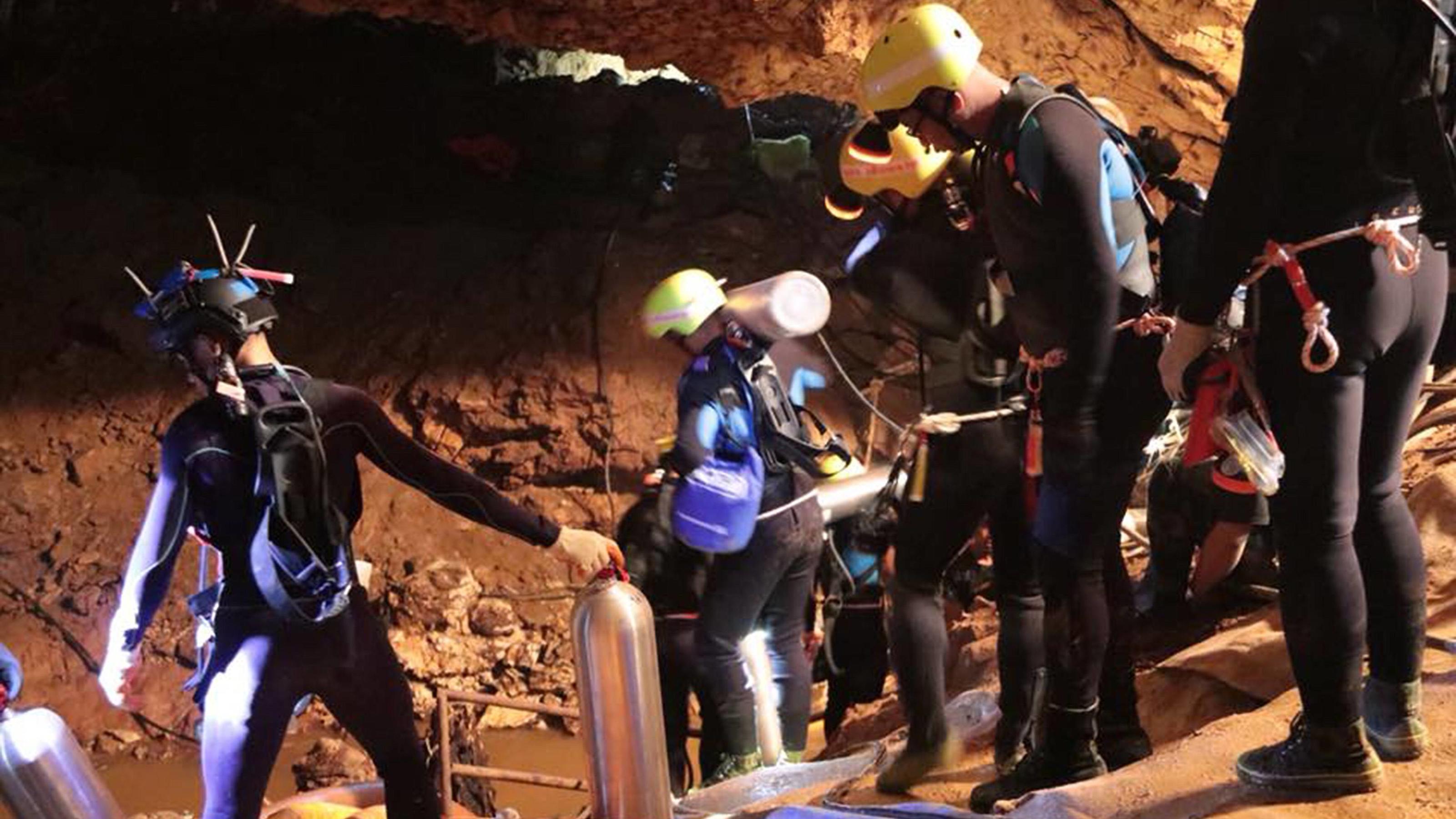 Höhlen-Drama in Thailand: Werden heute endlich alle Kinder befreit?