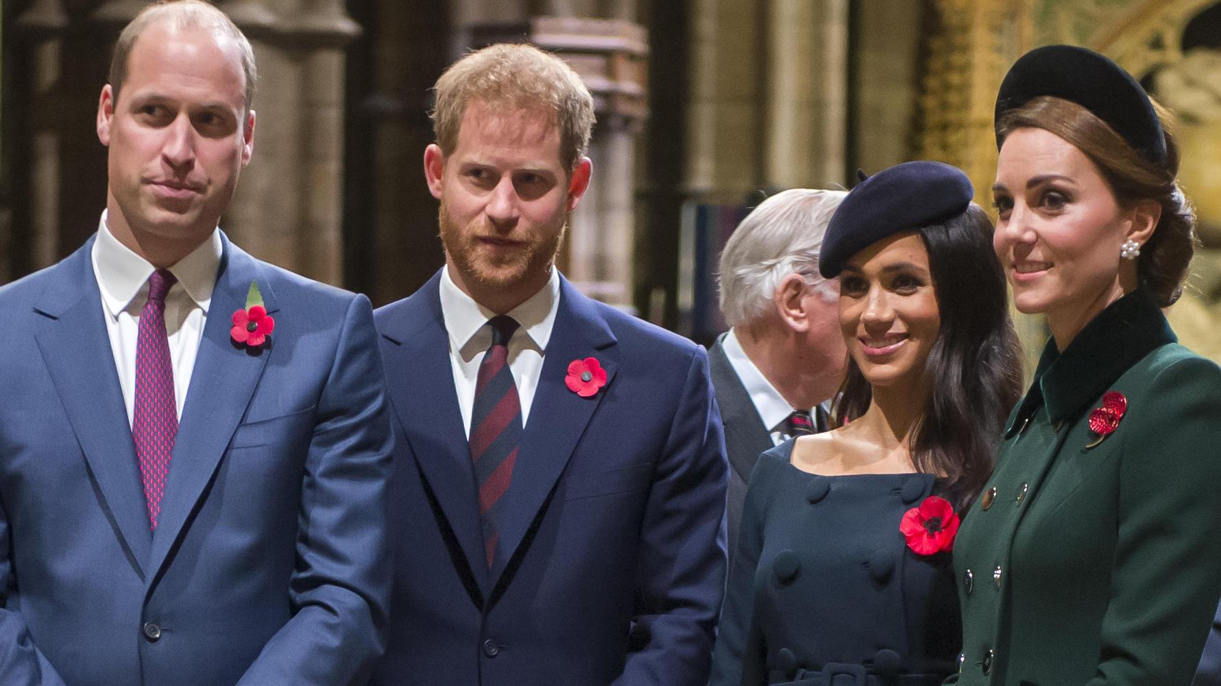 Royals: Kensington Palace gibt Statement über Streit zwischen Meghan und Kate ab