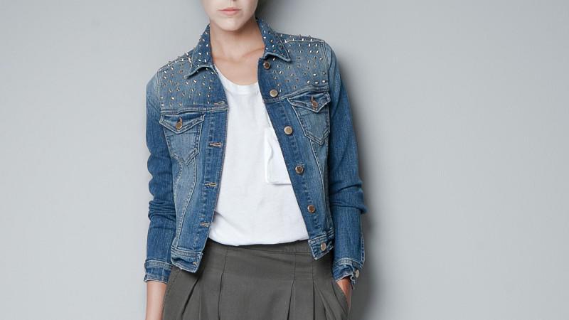 nieten jacke bis patchwork jeans die trends 2013 einfach selber machen. Black Bedroom Furniture Sets. Home Design Ideas