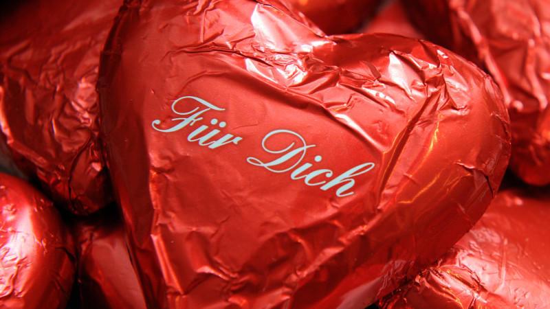 Valentinstagsgeschenke