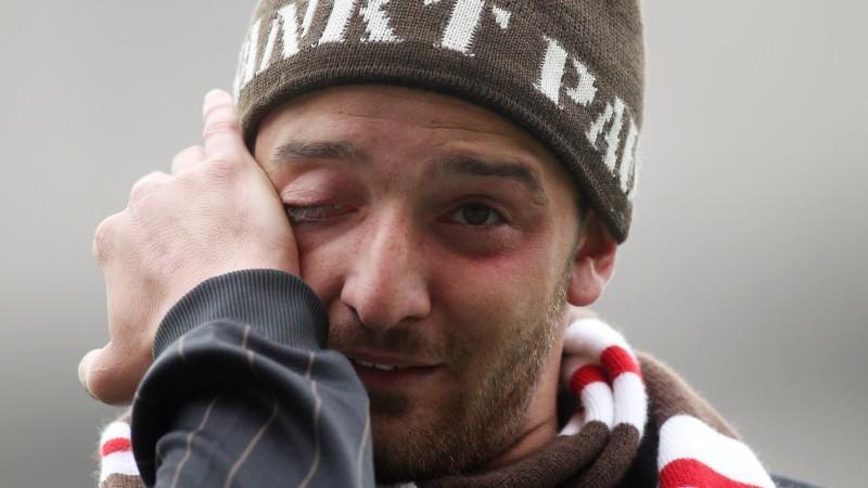 Kurdischer Fußballer Deniz Naki auf Autobahn beschossen