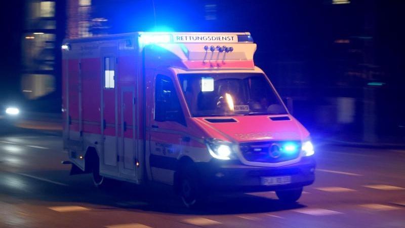 Fahrradunfall: Junge (8) von Bus überrollt und getötet