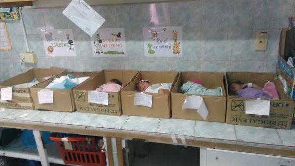 Sechs Neugeborene in Venezuela nach Stromausfall in Klinik gestorben