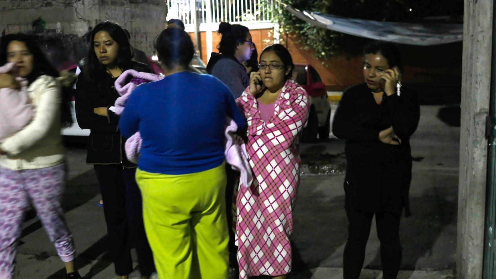 Briefe Nach Mexiko Schicken : Tote nach erdbeben in mexiko jetzt droht ein tsunami