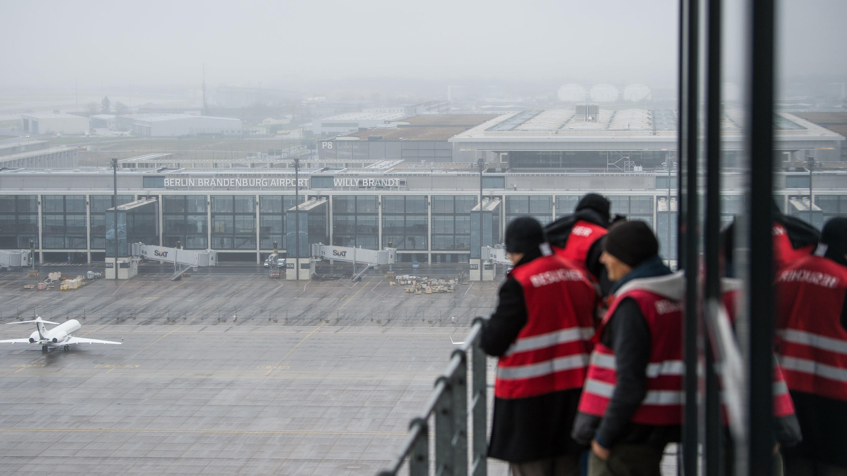 Zeitung: TÜV-Bericht zum BER offenbart gravierende Mängel auf der Baustelle