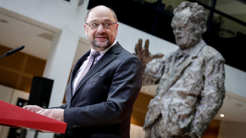 SPD stimmt für Gespräche mit Union