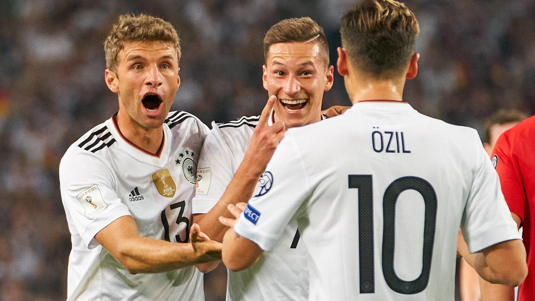 DFB-Spieler bekommen für WM-Titel 2018 jeweils 350.000 Euro