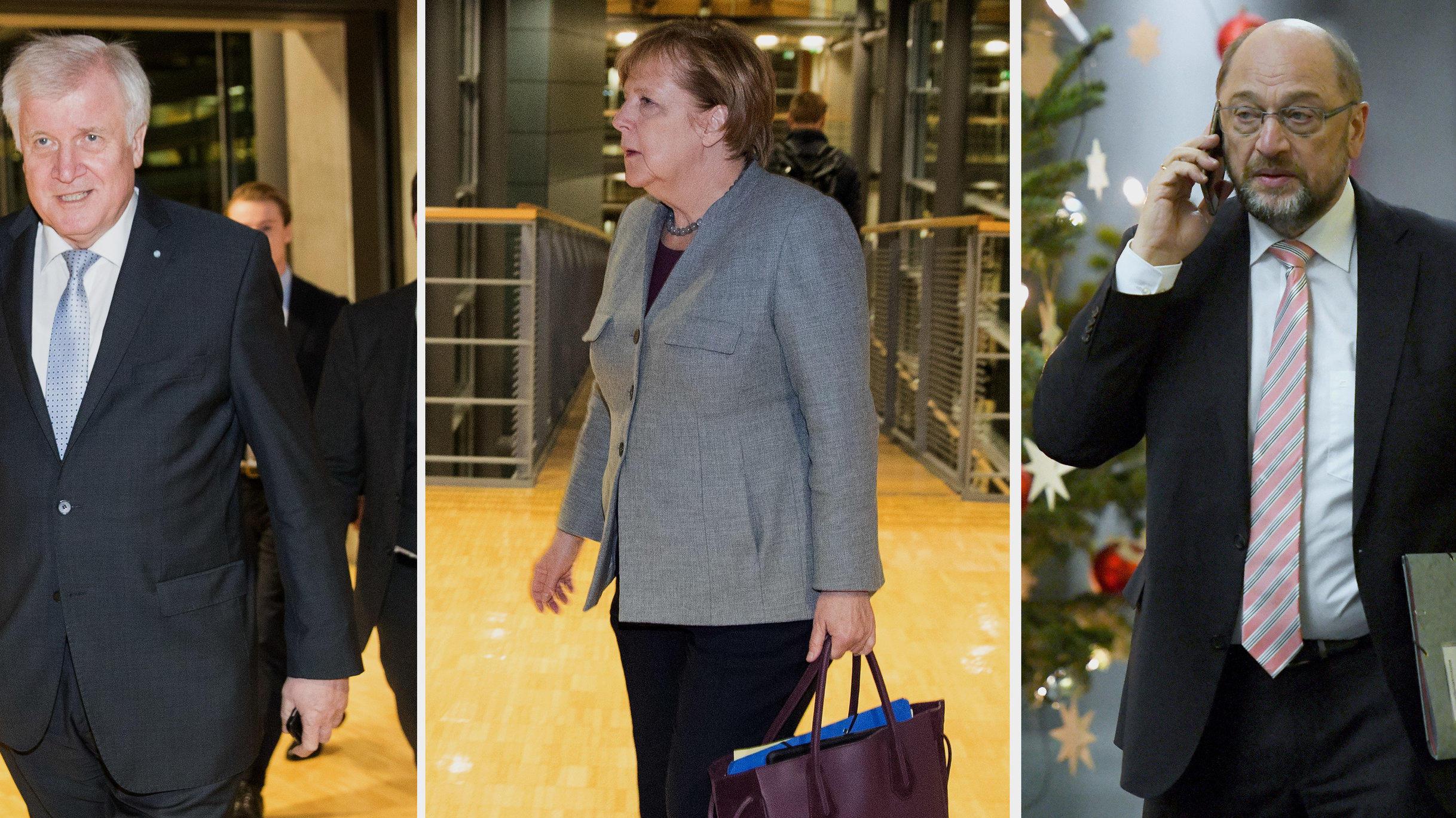 Koalitionsgespräche in Deutschland: Union für Sondierung