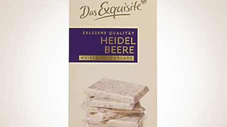 Salmonellen in weißer Schokolade: Kunden sollen das Produkt zurückbringen