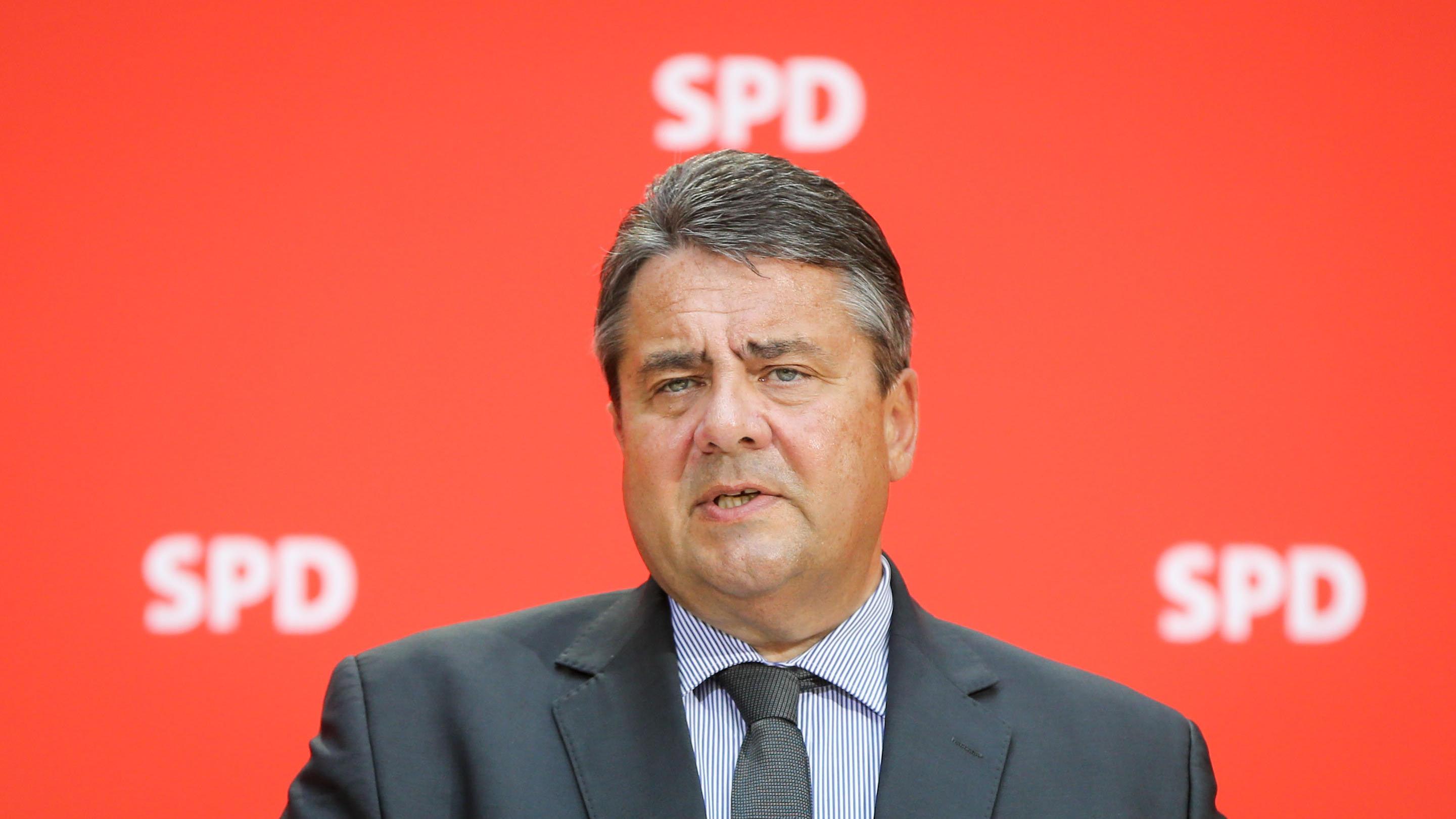 Gabriel fordert von der SPD Kurskorrektur