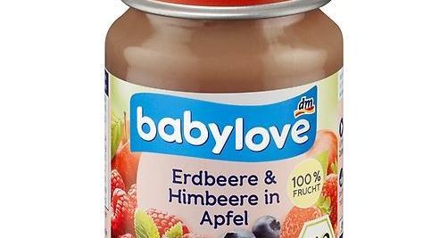 Drogeriemarkt dm ruft Babynahrung zurück