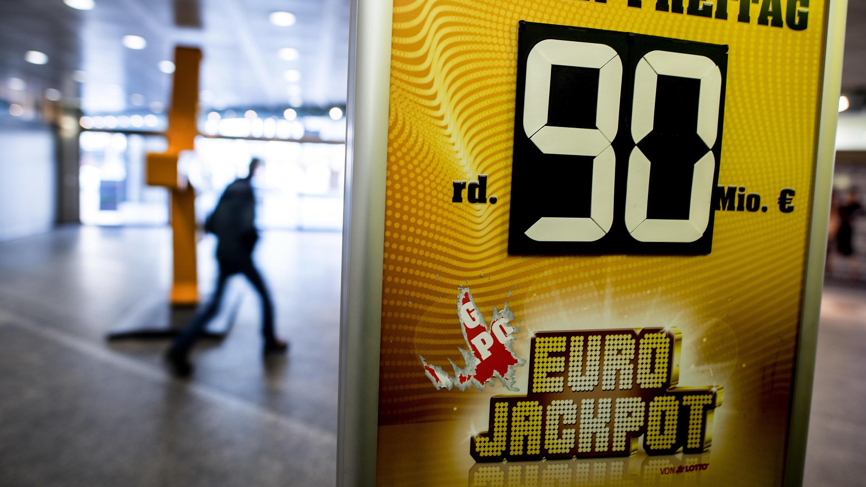 Eurojackpot mit 90 Millionen Euro geht nach Finnland - Gewinner auch in Deutschland