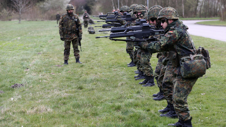 12.000 deutsche Soldaten bei Übungen zur Russland-Abschreckung