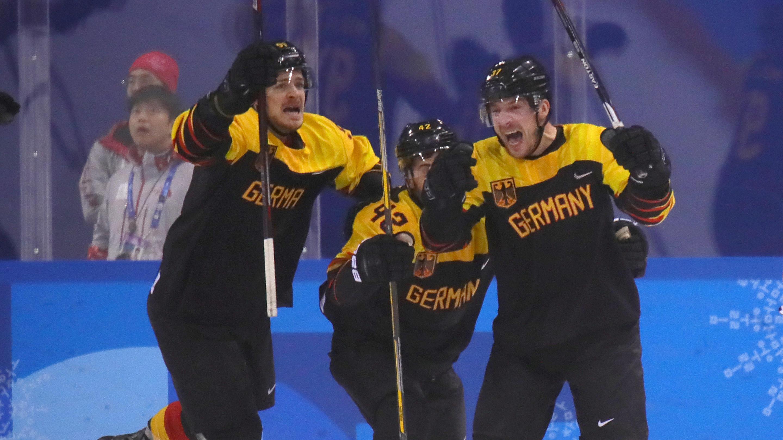 DEB-Team schafft Sensation bei Olympia: Jetzt wartet Kanada