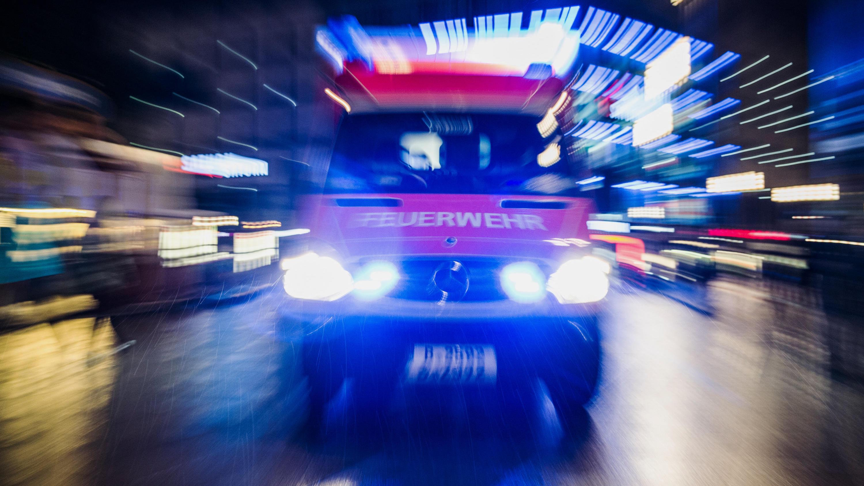 Berlin-Spandau: Sohn ersticht Vater, Mutter schwer verletzt