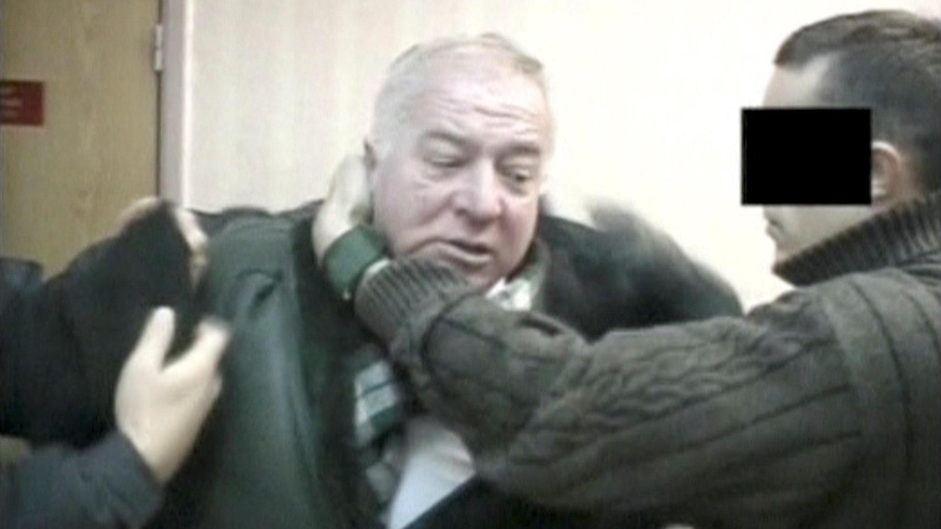 Der russische Ex Spion Sergej Skripal wurde anscheinend vergiftet
