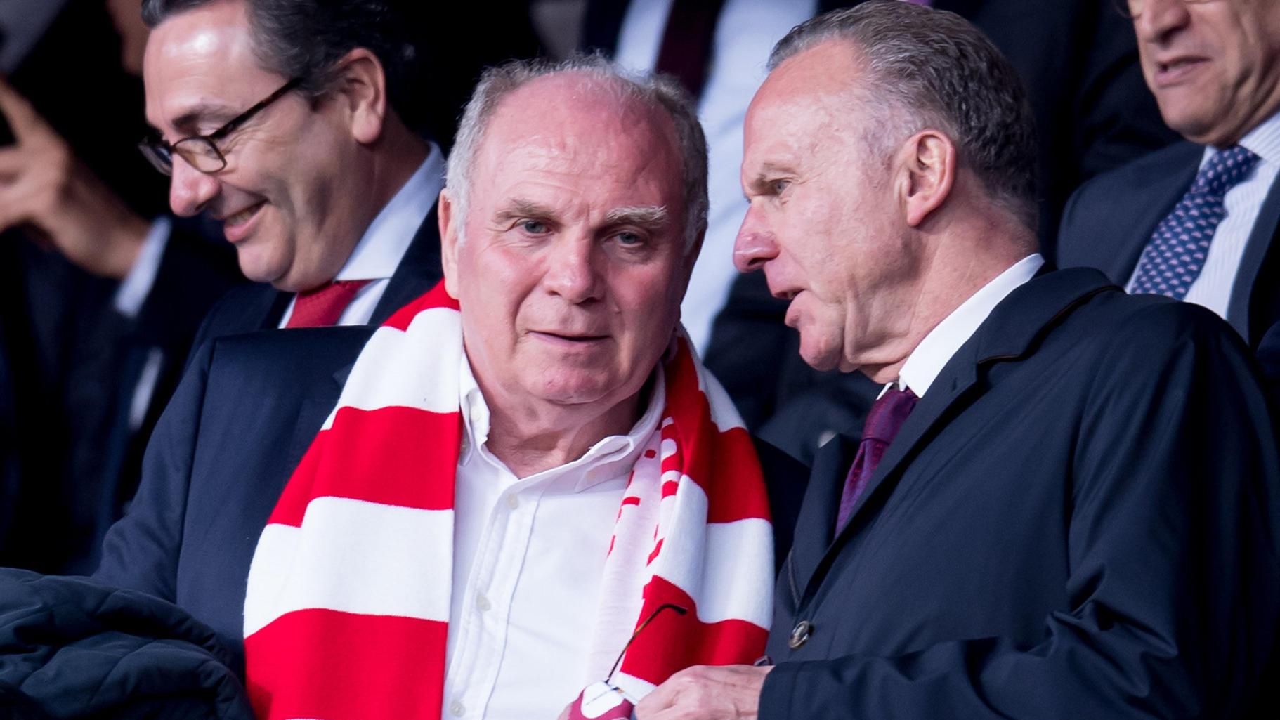 Frankfurt kritisiert Bayern: