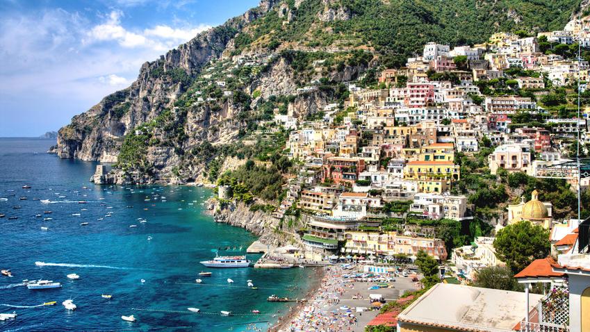 Sorrento: In noblem Hotel in Italien: Britin wird Opfer von Gruppenvergewaltigung