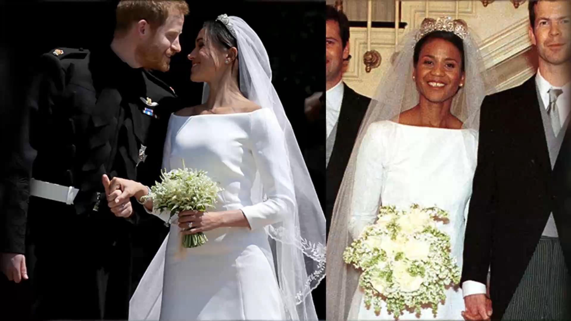 War Herzogin Meghans Hochzeitskleid von Angela zu Liechtenstein ...