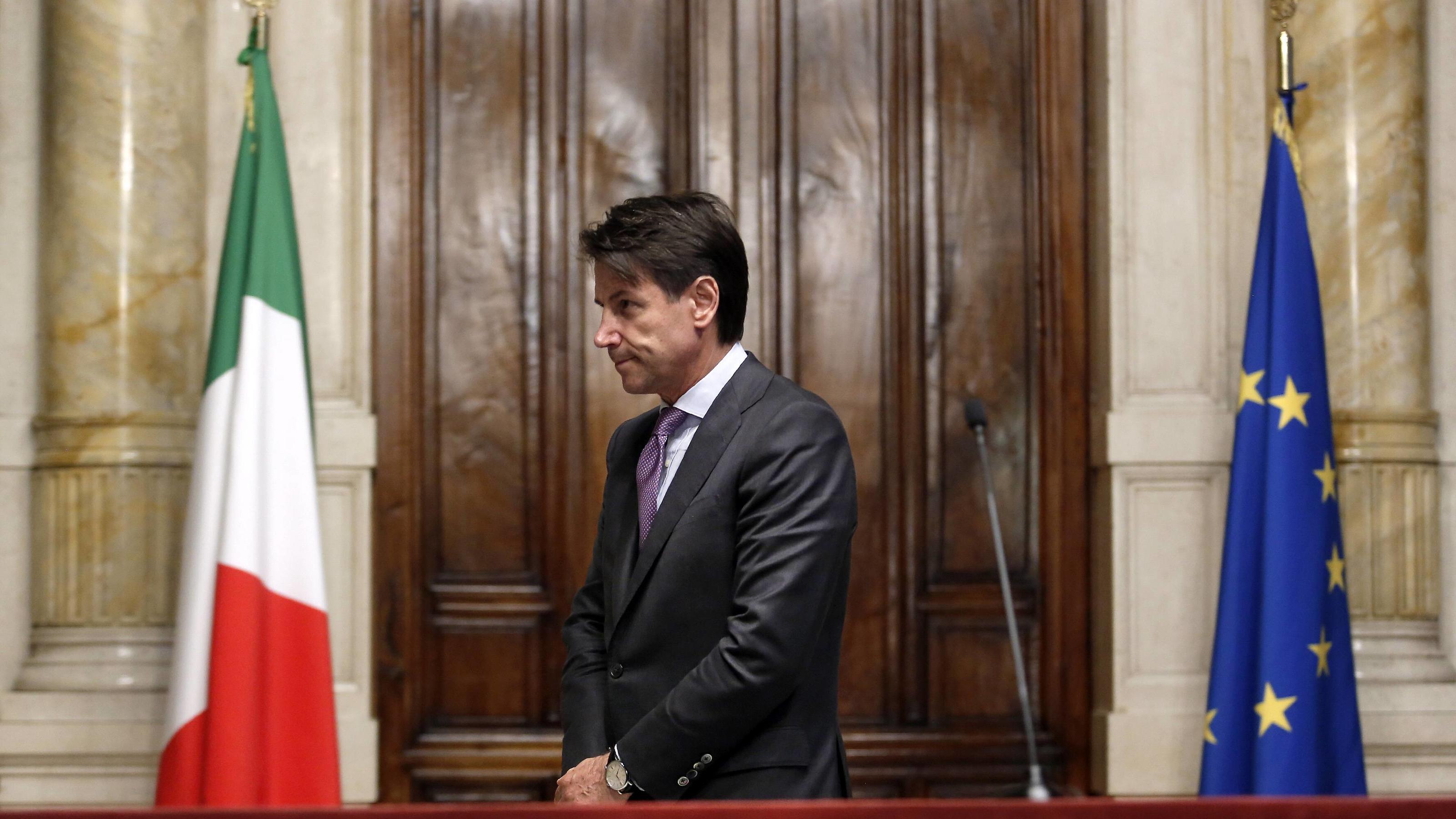 Italien: Ein Taumeln in Richtung Neuwahlen