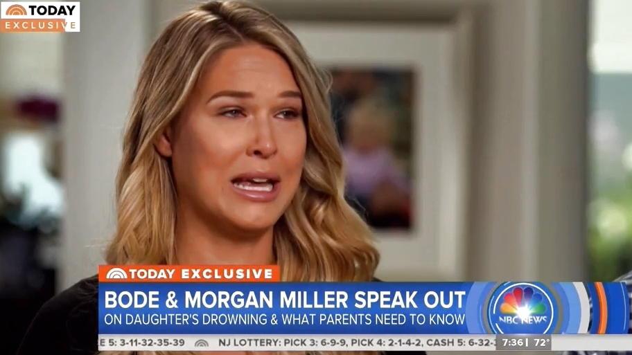 Bode Miller zum Tod seiner Tochter: