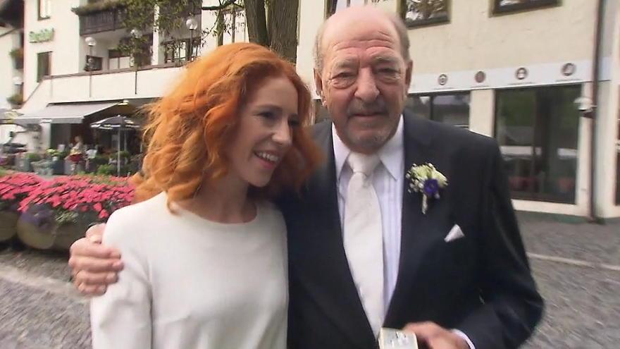 Ralph Siegel heiratet 37 Jahre jüngere Frau