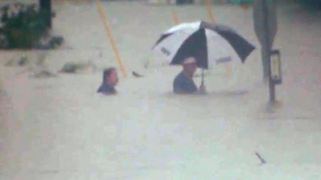 Unwetterkatastrophe: 31 Tote nach Sturm