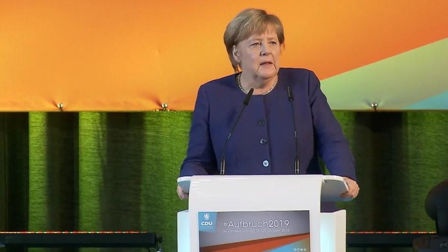 Merkel benennt schonungslos Fehler der Union: