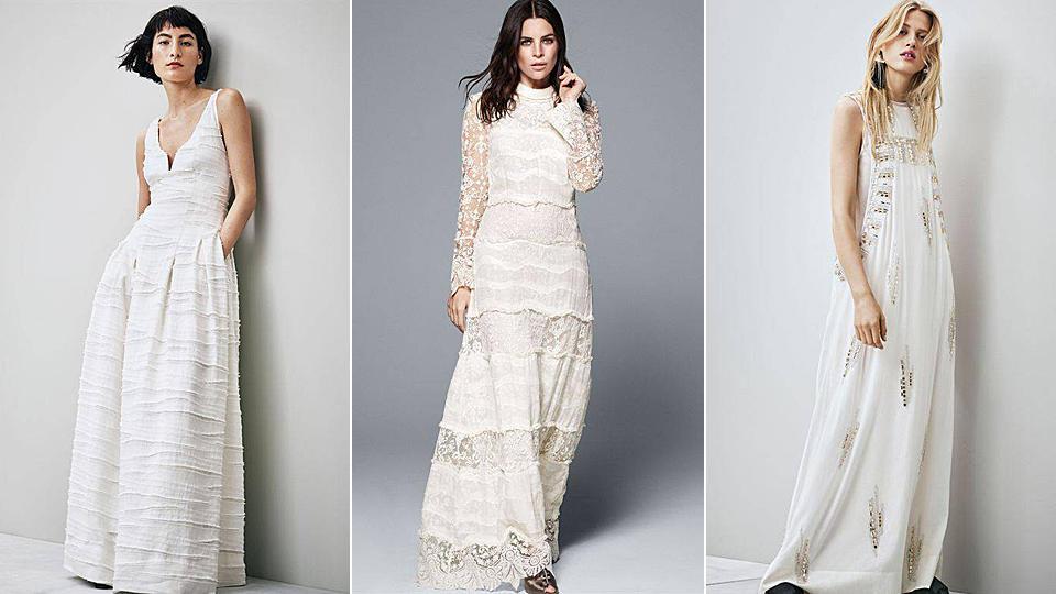 H&M Conscious Exclusive Collection\' bietet nachhaltige Brautmode