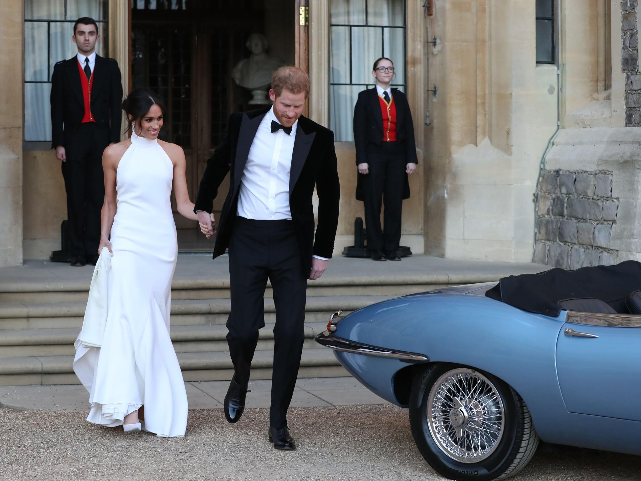 Royal Wedding: Prinz Harry und Meghan Markle sagen Ja