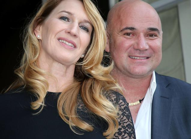 Steffi Graf & Andre Agassi: Interview