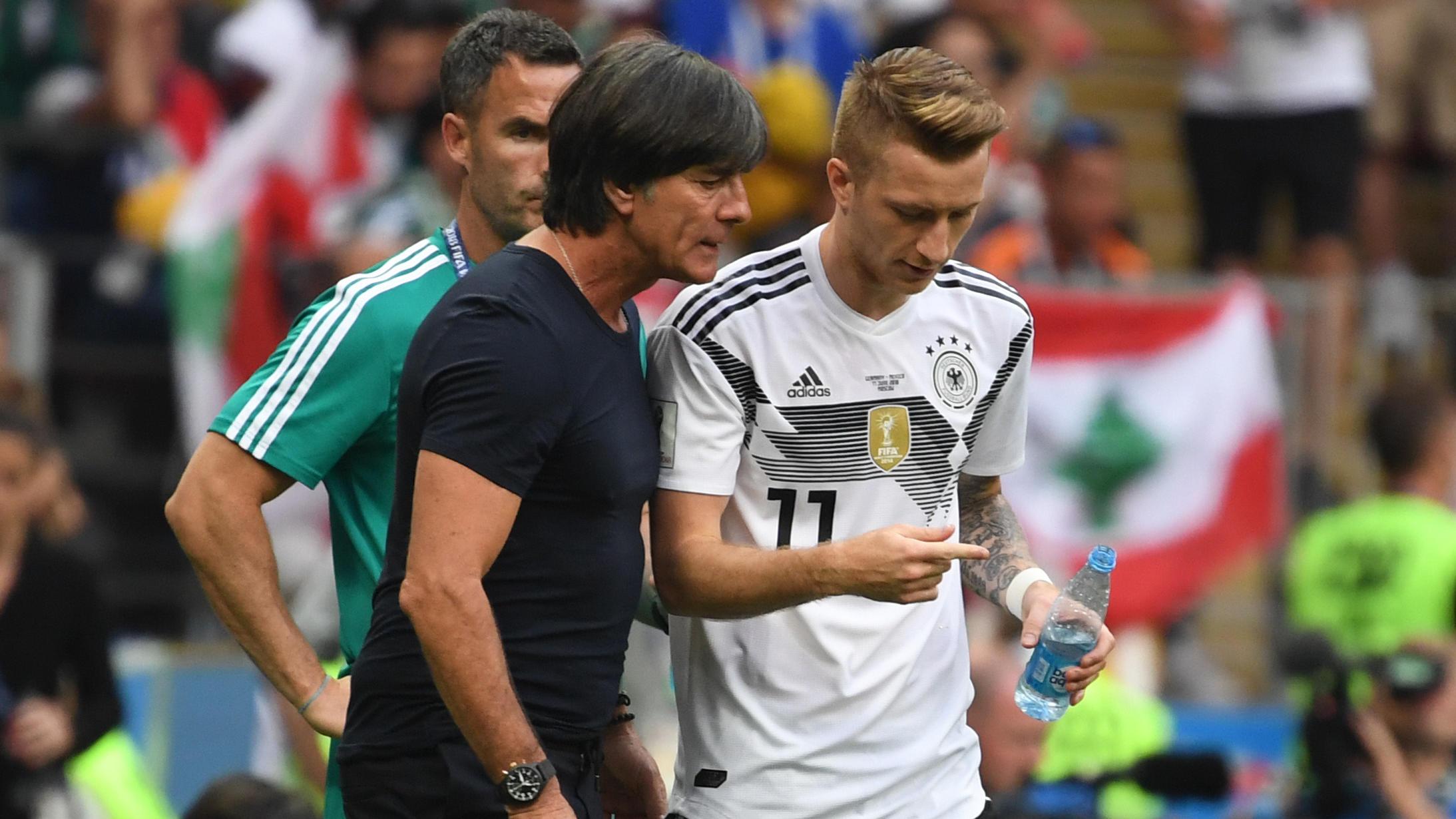 Taktik Debakel Zum Auftakt Deutschland Kassiert Historische Niederlage Gegen Mexiko
