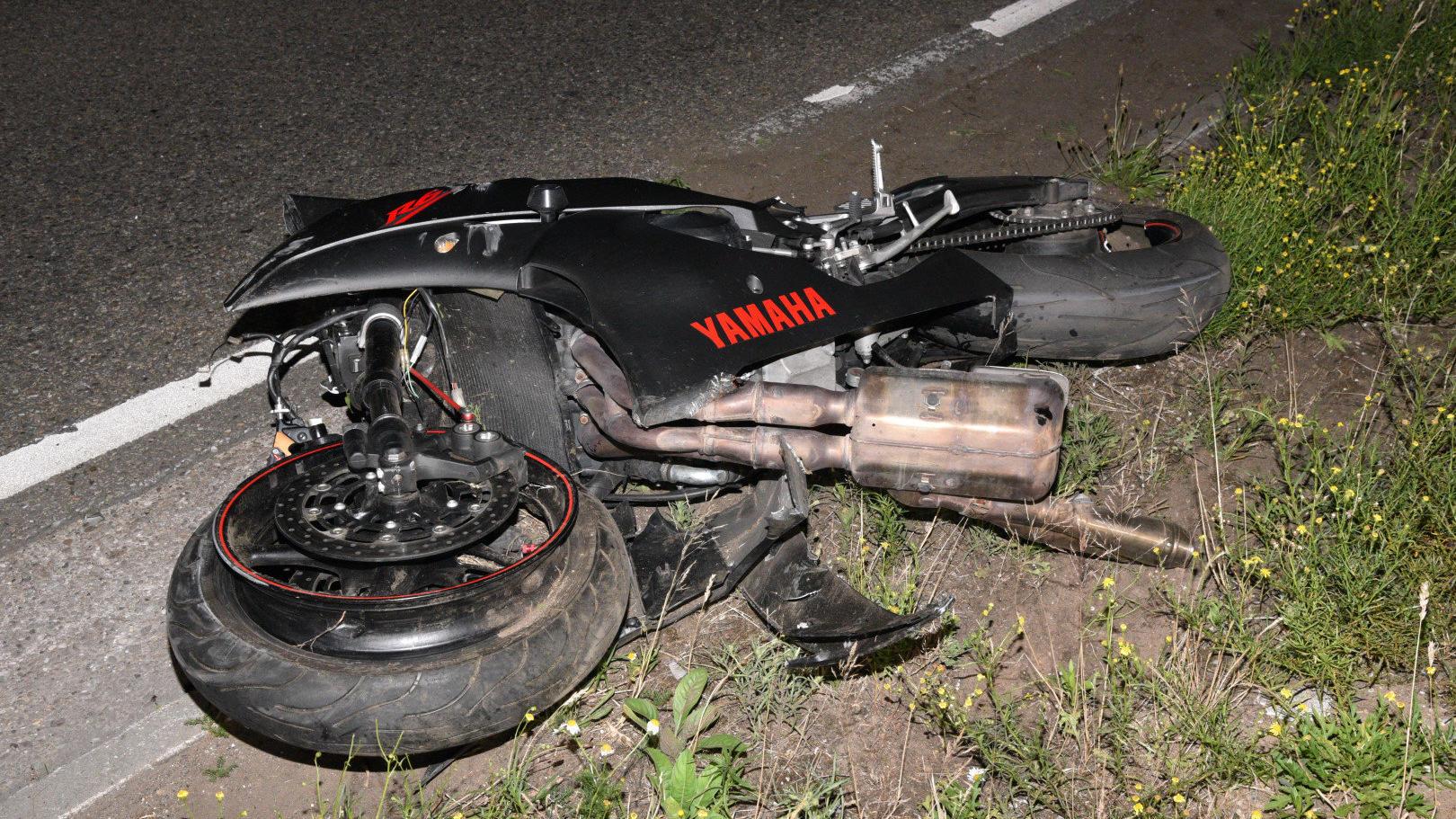 Tödliche Unfälle am Wochenende: Mindestens sieben Motorradfahrer sterben