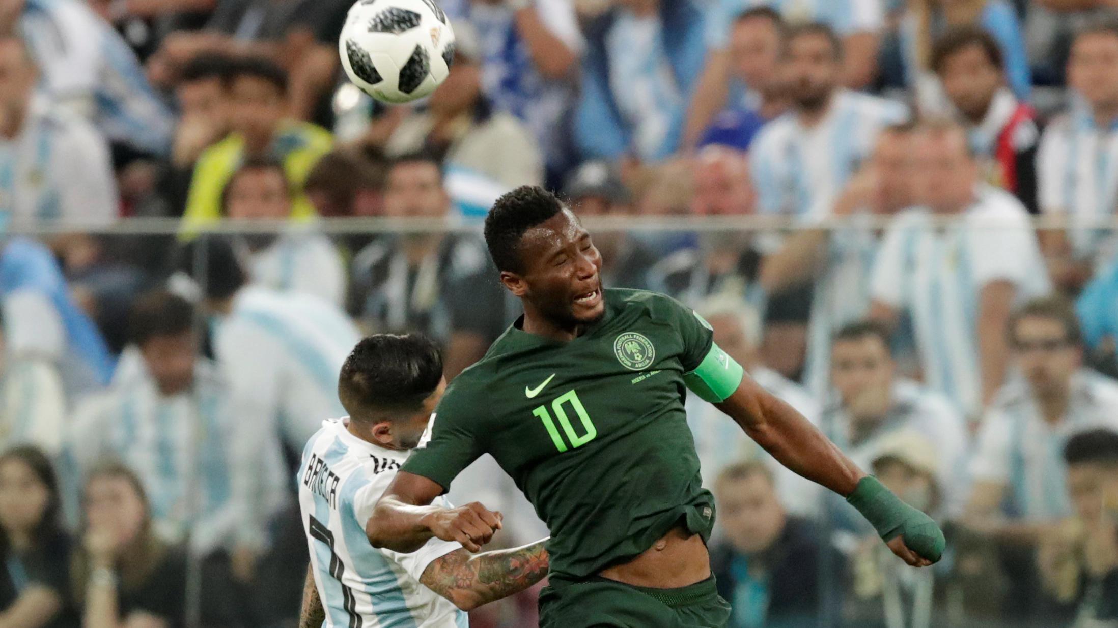 Entführungs-Drama: Nigerias John Obi Mikel spielte bei WM trotz ...