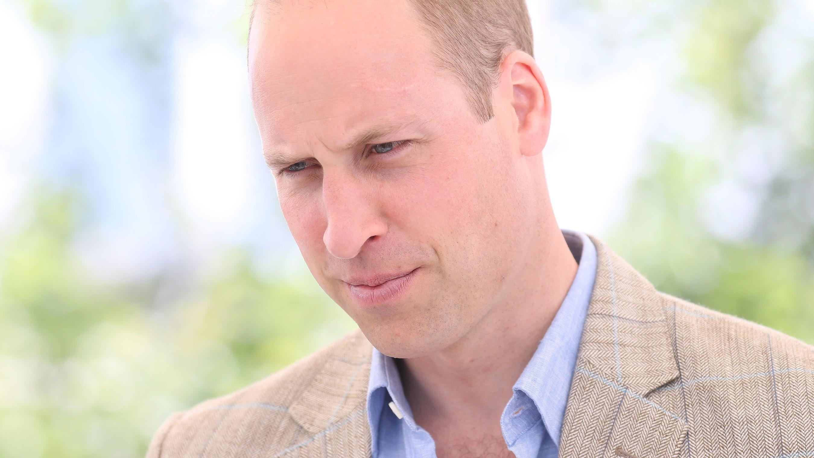 Prinz William und Co. trösten Englands Team nach dem WM-Aus