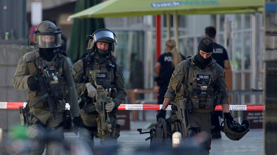 Köln: Geiselnahme am HBF beendet