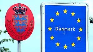 Macht Dänemark Die Grenzen Auf