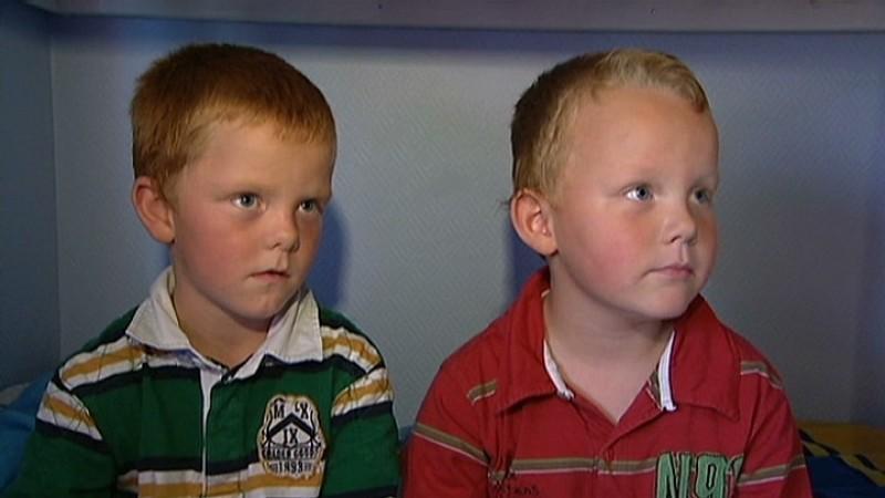 Zweieiige Zwillinge Zwei Väter