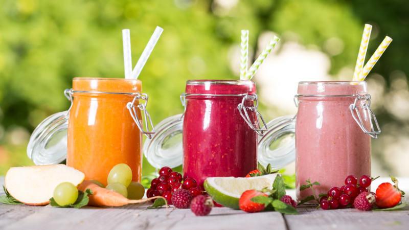 Kalorienfalle: Sommergetränke
