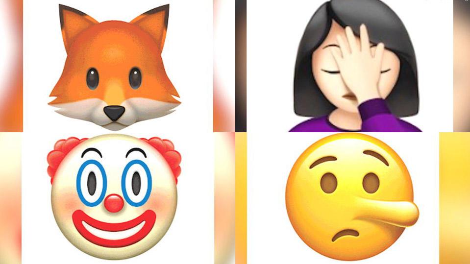 neue emojis f r whatsapp endlich auch facepalm f r. Black Bedroom Furniture Sets. Home Design Ideas