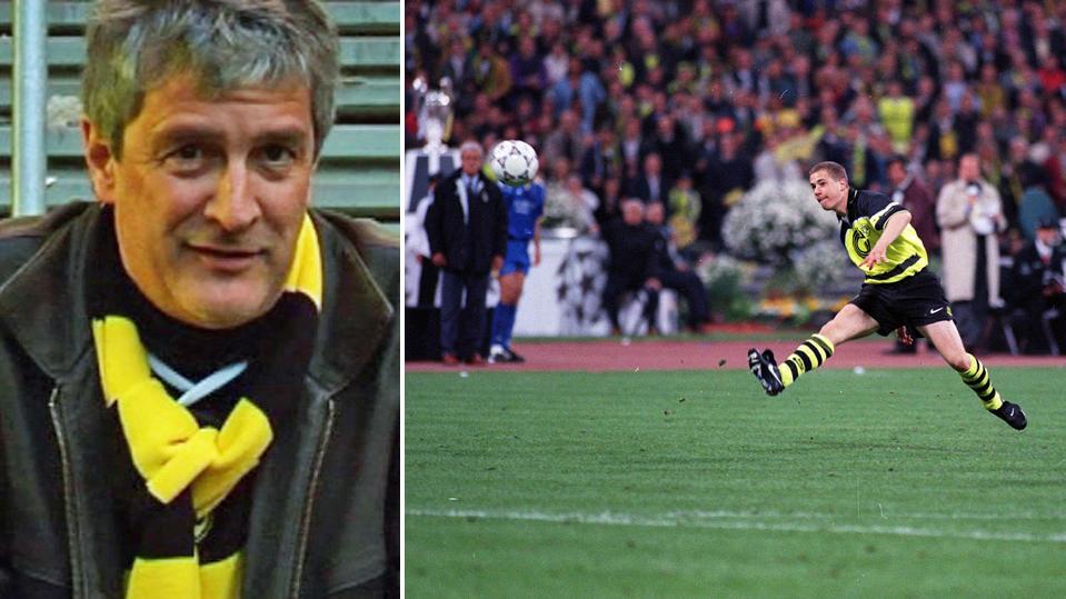Nur Ein Ganz Kleiner Borussia Dortmund Gewinnt Die