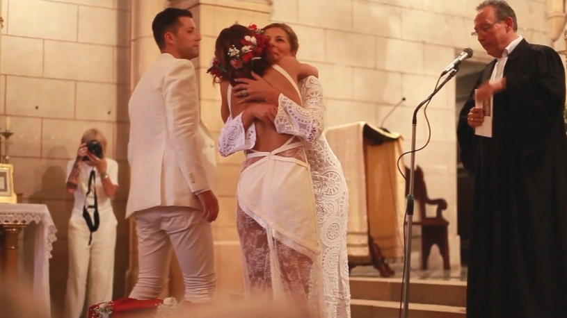 Vanessa Mai und Andreas Ferber haben geheiratet: So schön war ihre ...