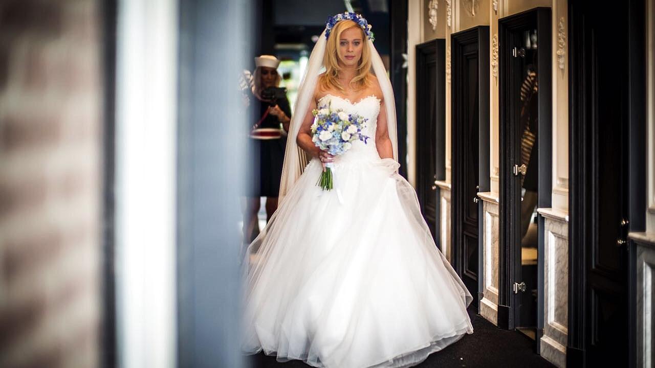 AWZ-Star Juliette Greco heiratet Ehemann Salvatore zum zweiten Mal