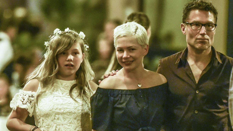 Michelle Williams: So groß ist ihre Tochter Matilda Ledger schon