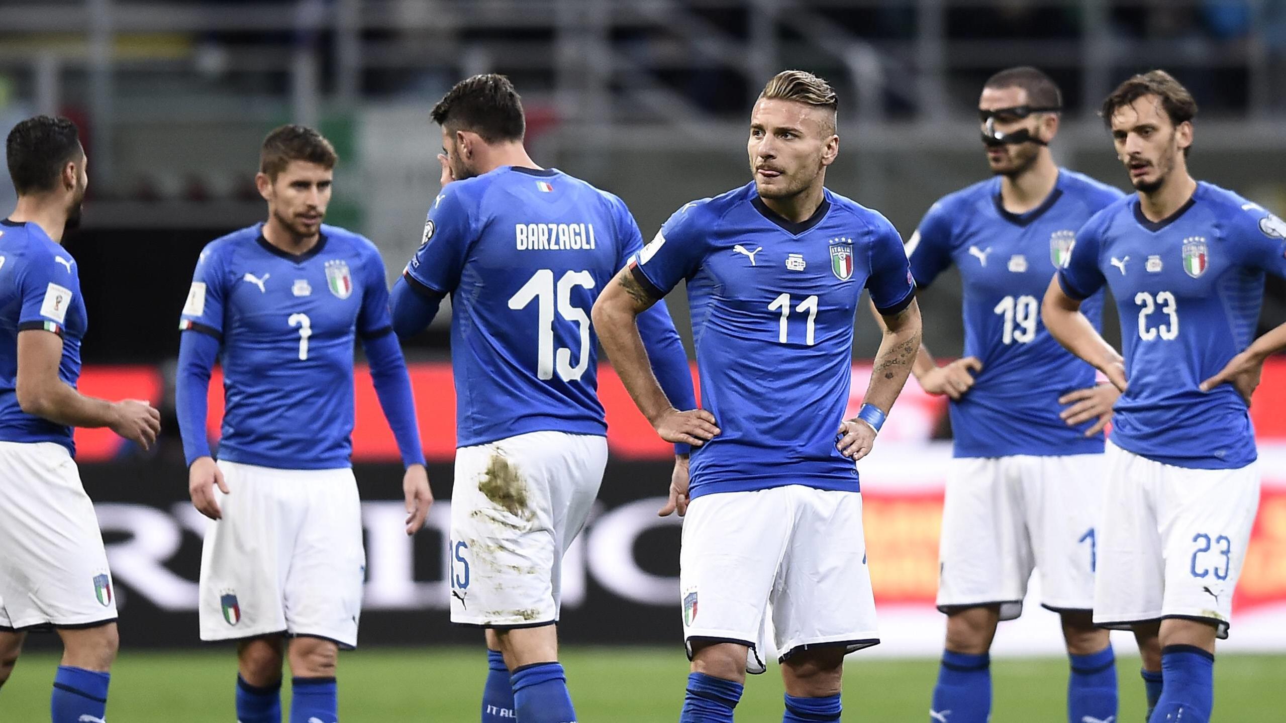 fussball italien schweden